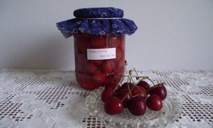 Cseresznyebefőtt