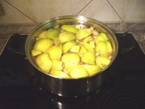 Birsalma főzése