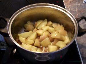 Krumpli szalonnazsírban