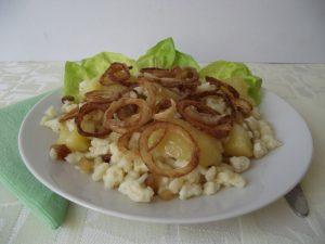 Krumplis tészta 1