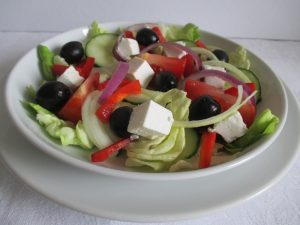 Görög pásztor saláta