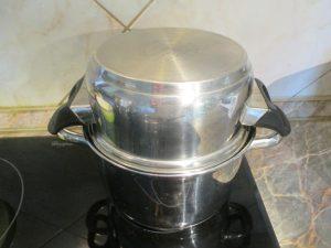 Spárga főzése 2