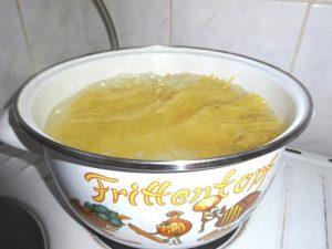Tészta főzése 1