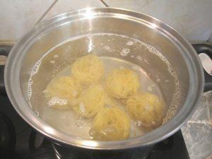 Tészta főzése