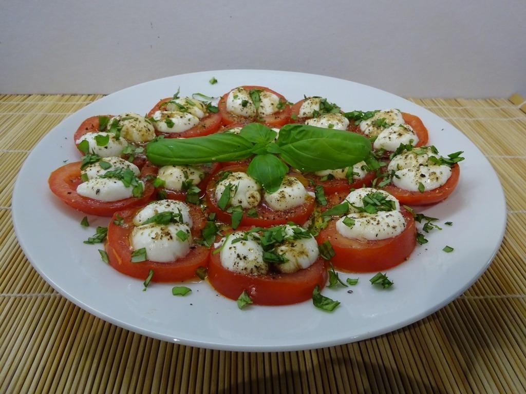 Caprese-saláta 1