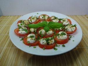 Caprese-saláta